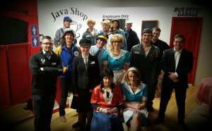 A Day at the Java Shop PCS Showstoppers